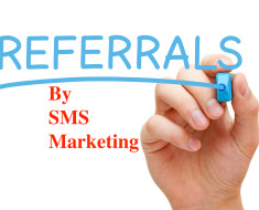 How to get referrals by email/sms marketing