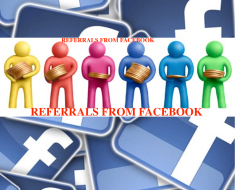 How to get direct referrals from Facebook for Free