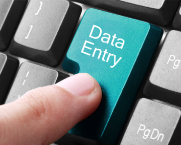 data entry job in usa