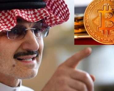 bitcoin and prince al waleed bin talal